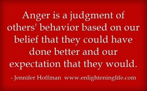 Anger-is-a-judgment-of