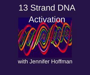 12 STRAND DNA ACTIVATION – Livinginsideout