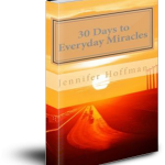 30 Days Miracles cover