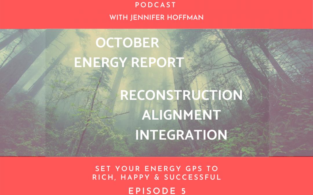 October 2020 Energy Report
