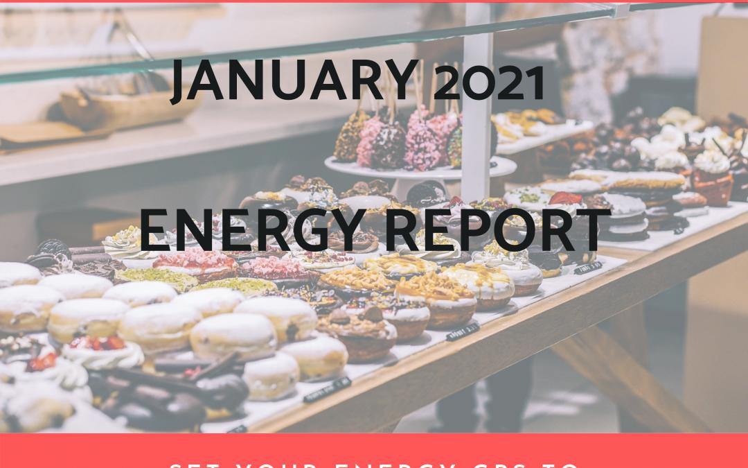 January 2021 Energy Report