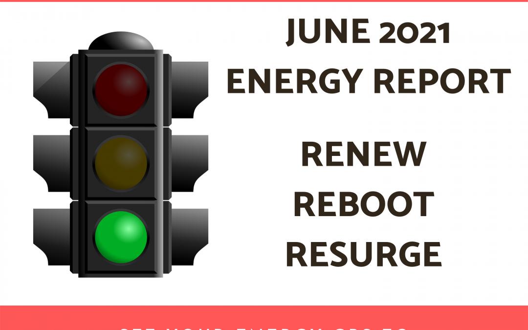 June 2021 Energy Report