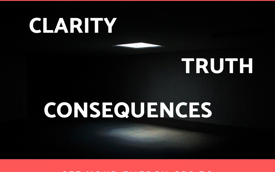 Clarity, Truth and Consequences