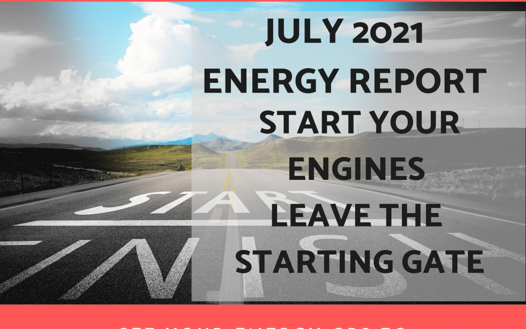 July 2021  Energy Report