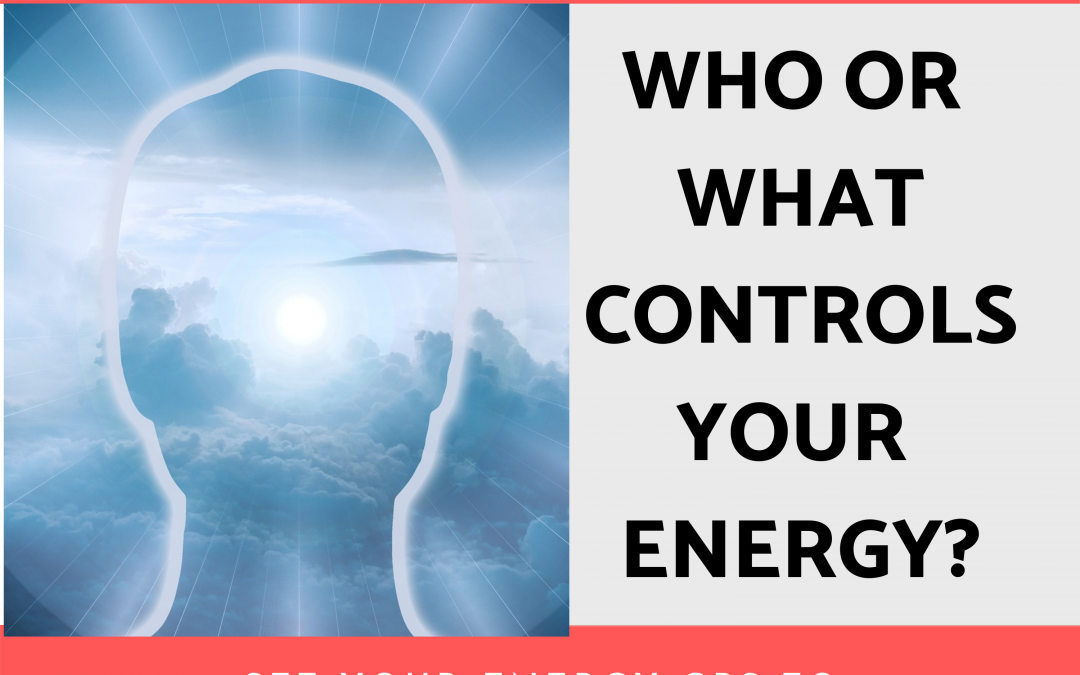 Who Controls Your Energy